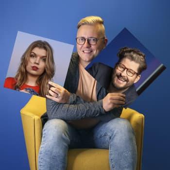 Hanna Pakarinen ja Billy Idol pitkästä aikaa uusia lauluja laulamassa!