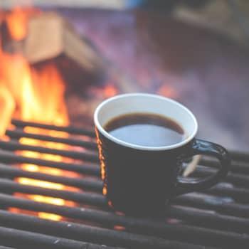 Otetaas kuppi kahvia!