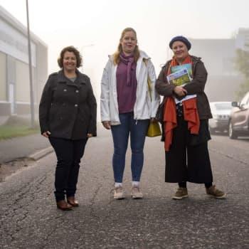 De här kvinnorna tävlar om en jämlikare utbildning där alla barn ska få välja sin egen väg till yrke
