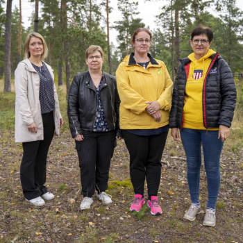 Att vara stödperson till barn och unga är inte bara att ge, det är också givande - Raseborg söker nya stödpersoner och -familjer