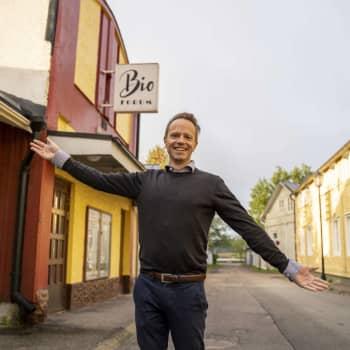 Många filmpremiärer i höst - Bio Forum i Ekenäs laddar upp med fem filmer per vecka