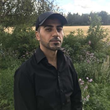 Att vara på flykt och inte kunna återvända – Ahmed i Oravais drömmer om en framtid i Finland