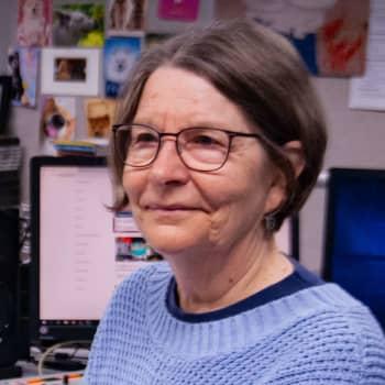 Agneta Glad minns åren på Rundradion: Människomötena var det bästa