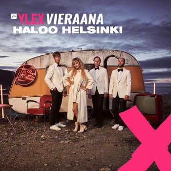 """Haloo Helsinki vieraana: """"Kaiken kaikkiaan aihioita levylle tehtiin vajaa neljäkymmentä"""""""