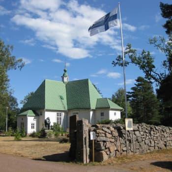 Uudenkaupungin rauha 300 vuotta sitten jakoi Virolahden kirkon