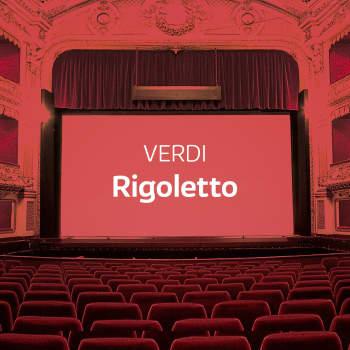 Verdin ooppera Rigoletto