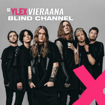 """Blind Channel vieraana: """"Ollaan rundattu 8 vuotta, mutta nyt temput menee iltapäivälehtien otsikoihin"""""""