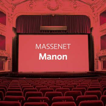 Massenet'n ooppera Manon