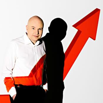 Winner-take-all market - vieraana analyytikko Ernst Grönblom