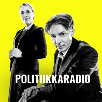 Puheenjohtajatentti – Jussi Saramo (vas.)