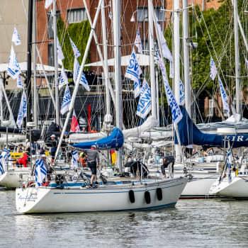 Swan European Regatta ordnas i Åbo och på Erstan