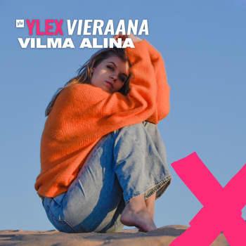 """Vilma Alina vieraana: """"Jos alkaa ajatella, että nyt mä tiedän kaiken, sen jälkeen ei enää kehity"""""""