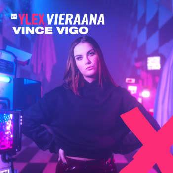 """Vince Vigo vieraana: """"Olisi sääli, jos näin hyvä musiikki jäisi vain Suomen rajojen sisäpuolelle"""""""