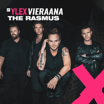 The Rasmus -yhtyeen Lauri Ylönen vieraana: Tulevaa albumia on tehty etänä jopa viidestä eri maasta