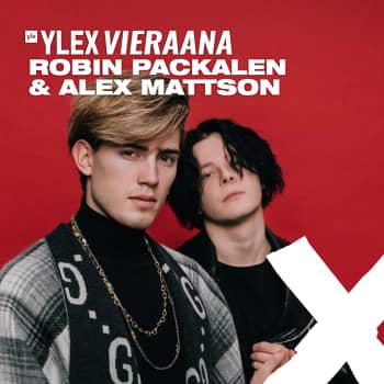 """Robin Packalen ja Alex Mattson vieraana: """"Hard To Love on hyvä kickstart Rest in Beat AM:lle"""""""