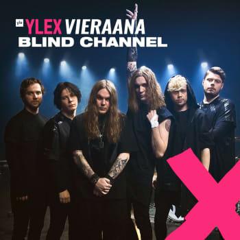 """Blind Channel vieraana: """"Tuntuu siltä, että meistä tuli rock-tähtiä 48 tunnissa"""""""
