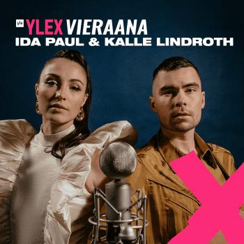 """Ida Paul & Kalle Lindroth vieraana: """"Julkaistuamme Vuonna nolla -albumin huomasimme, kuinka tärkeä se meidän kuuntelijoille oli"""""""