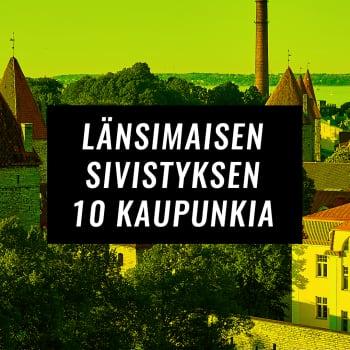 Tallinna - vanha aatelinen sielu