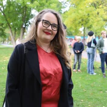 Erika Adamsson vald till årets kulturåbobo