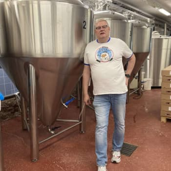 Kotkalainen lager -olut nimettiin Ruotsinsalmen taisteluissa 1790 hukkuneen brittiupseerin mukaan