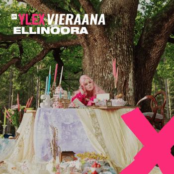 """Ellinoora vieraana: """"Viimeinen romantikko -levyllä on se kaikki, mitä oon oppinut pop-biisien kirjoittamisesta"""""""
