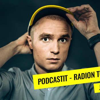 Juuso Pekkinen Sideways-festivaalilla: Podcastit - radion tulevaisuus?