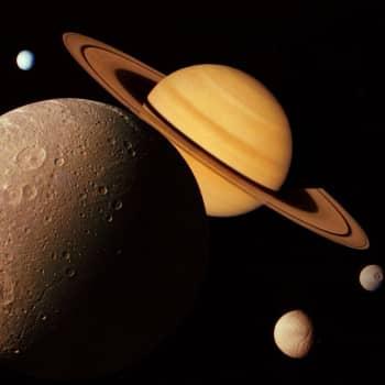 Avaruuden kuulumisia 2
