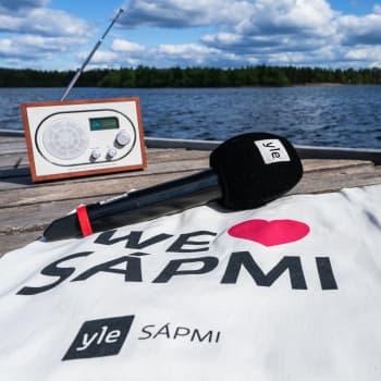 Metállamusihkkár Jonne Järvelä álggahii 1990-logus luđiin ja sámegielain
