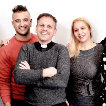 Kristityiksi kääntyneet turvapaikanhakijat