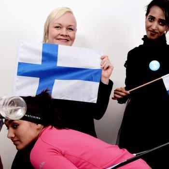 Suomenmaassa maan tavalla - huivi pois ja tasa-arvo kunniaan?