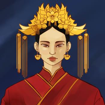 Turandot, Kiinan prinsessa