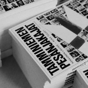 """Tamminiemen pesänjakajat muutti journalismia: """"Kekkosen kunto oli tabu"""""""