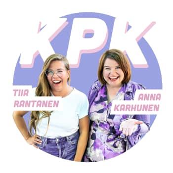 KPK LIVE - vieraana Antti Holma: Kaverit lavalla