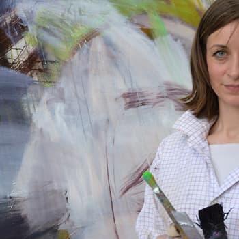 Fanny Tavastilan maalauksissa elää tunnekerrostumia