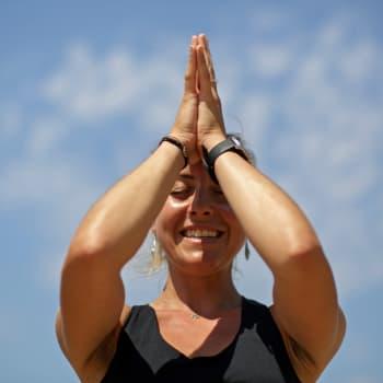 Joogan polku vie fyysisestä henkiseen