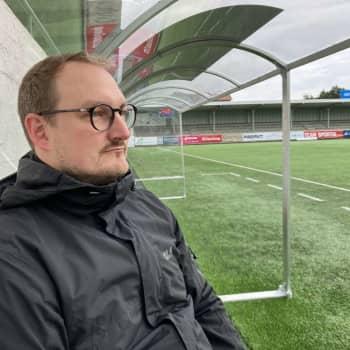 Jalkapallolegendan poika on onnellinen, että isän nimeä kantava stadion remontoidaan