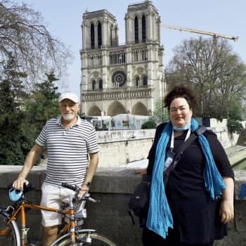 Notre-Dame har fått ett invigninsdaturm – men än får man vänta ett tag