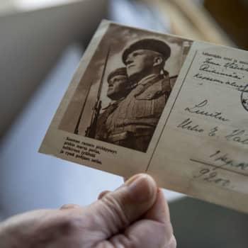 Kuuntele, mistä jatkosodan aikana lähetetyt miljardi kirjettä kertovat