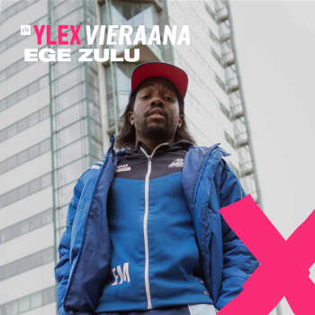 """Ege Zulu vieraana: """"On välillä tosi tylsää, kun asiat menee musiikissa niin suoraviivaisesti"""""""