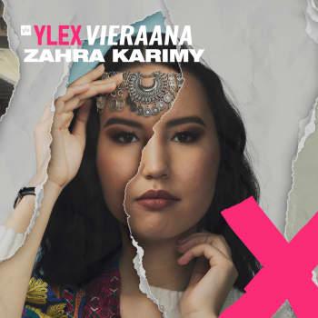 Yle Kioskin Afganistan-toimittaja Zahra Karimy: Afganistanin nuoret toivovat, etteivät länsimaat unohtaisi heitä