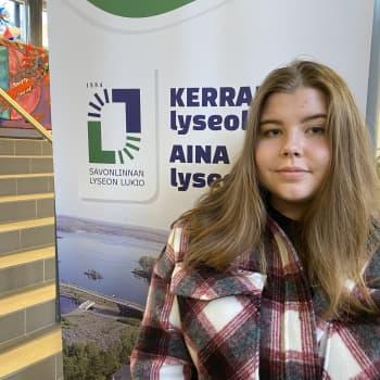 Nuorisovaltuuston puheenjohtaja: Nuorisotilojen ovet ovat liian usein säpissä Savonlinnan maaseudulla
