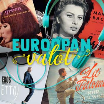 1. Flamenco Americana: Islas del cielo 2. Flamenco Americana: Siempre te tengo presente 3.