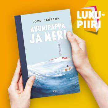 Tove Janssonin Muumipappa ja meri
