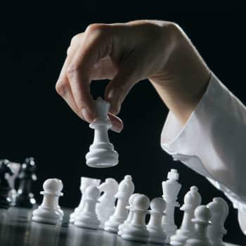 """""""The Queen's Gambit har fått flickor och kvinnor att hitta till oss"""" - Odes schackklubb lockar folk som aldrig förr"""