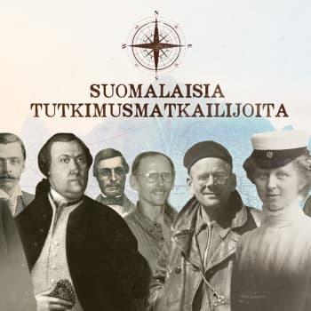 Suomalaisia tutkimusmatkailijoita: Suomalaisia tutkimusmatkailijoita - Ferninand Reinhold Sahlberg