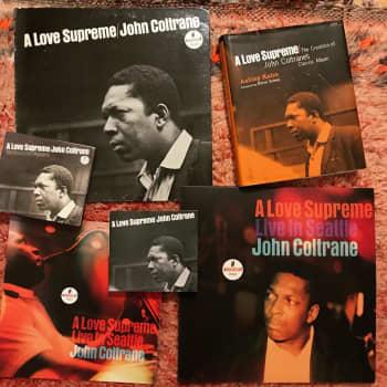 John Coltrane ja rakkauden ylimmät muodot