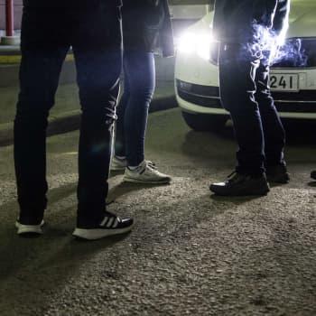Håller vi på att få våldsamma gäng som i Sverige?