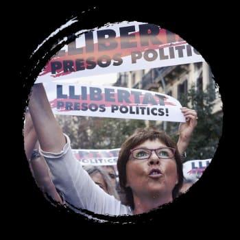 Katalaanipoliitikkojen armahdus kuohuttaa Espanjassa