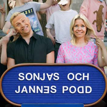 Kasper Strömmans patentlösning på hur Sonja ska sluta bita på sina naglar