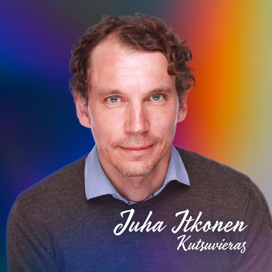 Juha Itkonen - elämme koko ajan ihmeiden ympäröimänä